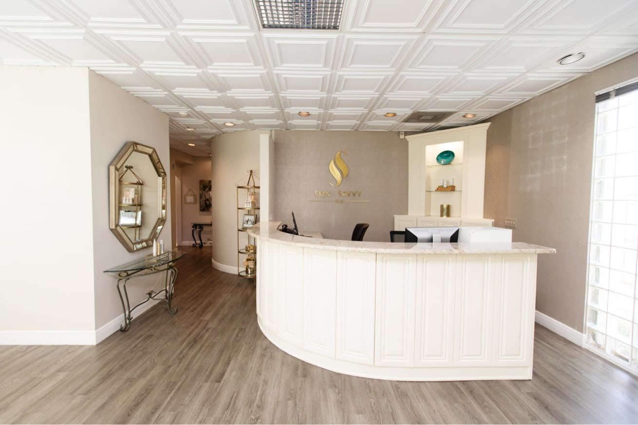 Skin Savvy RX Reception